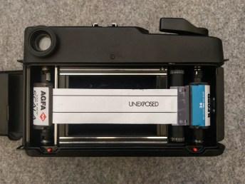 TEXPan - Film loaded (no mask)