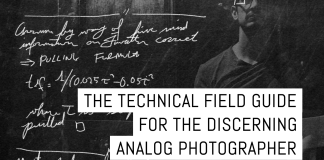 Cover - A Technical Field Guide for the Discerning Analog Photographer - Appx A