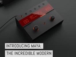 Cover: Introducing MAYA - the incredible modern digital darkroom timer