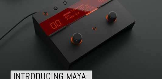 Cover: Introducing MAYA - the incredible modern digital darkroom timer