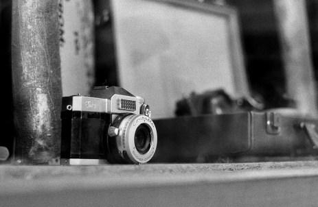 Kosmo Foto Mono 100 (35mm) - Stephen Dowling