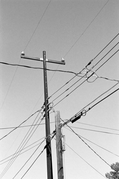 Nikon FG-20 + Kodak Tri-X 400