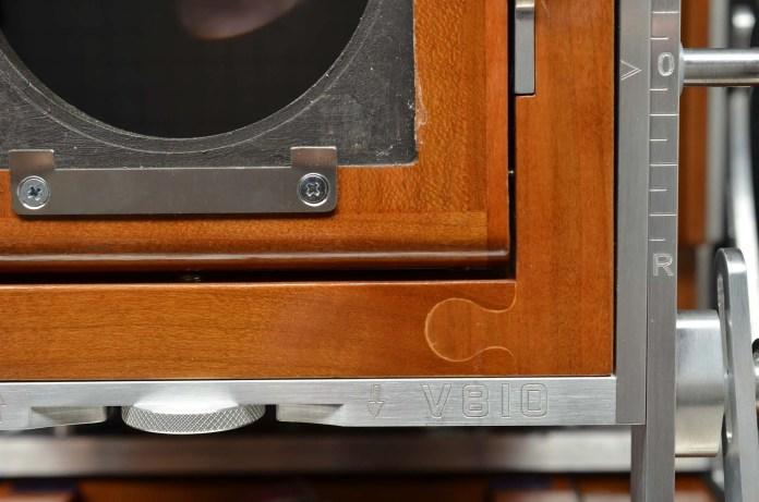 BOMM V810 keyhole joint front standard