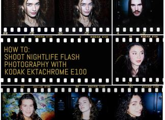 Cover - How to- Shoot nightlife flash photography with Kodak Ektachrome E100