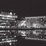 Grand Canal Docks - 5 Frames With... ILFORD Delta 3200 Professional (EI 6400 _ 35mm _ Minolta SRT100x) - by Maxime Evangelista