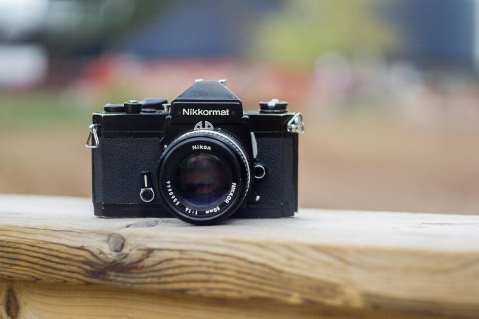 Nikon FT3 (Credit - Alex Luyckx)
