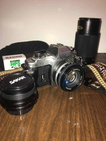 Bill Lehman - Nikon FG
