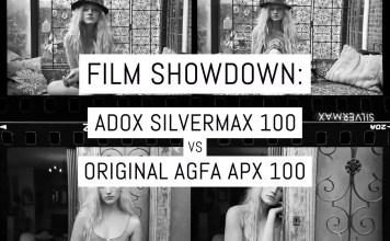 Cover - Film showdown - ADOX Silvermax 100 vs original Agfa APX 100