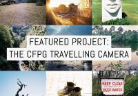Featured project - The CFPG travelling camera - by Emily Gallagher