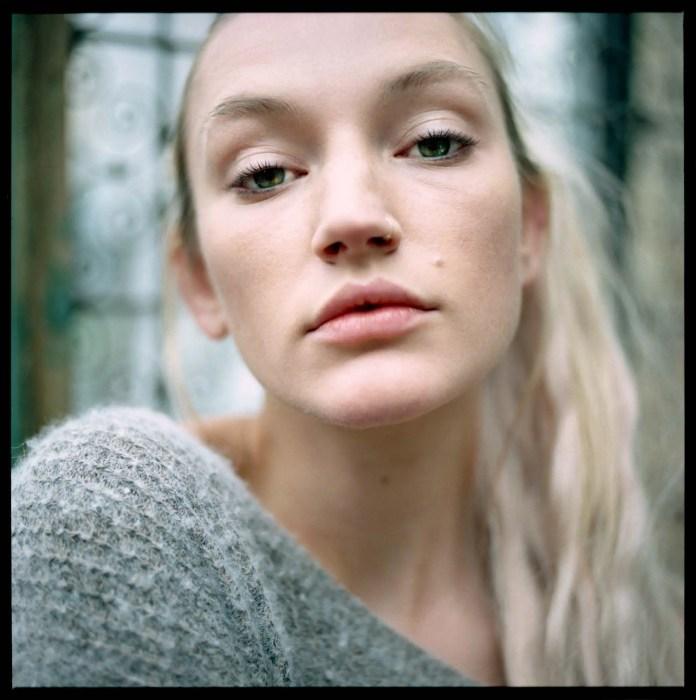 Olivia on Kodak Portra 400
