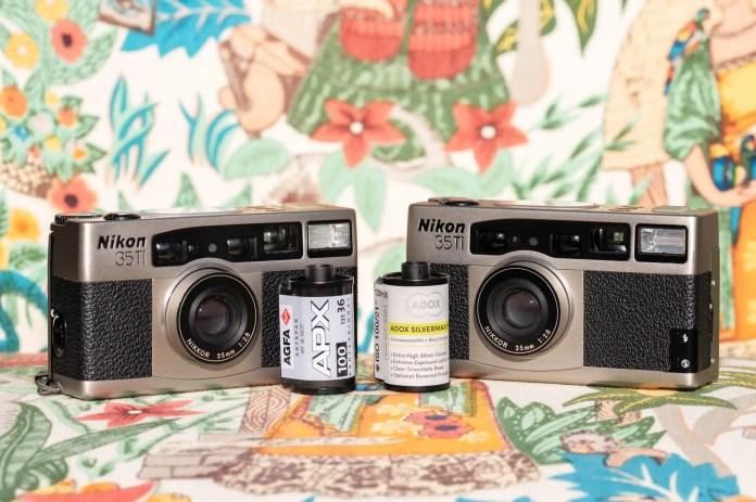 Nikon 35Ti vs... Nikon 35Ti