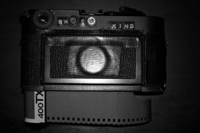 Simon King - Leica M4-2 + Kodak Tri-X 400