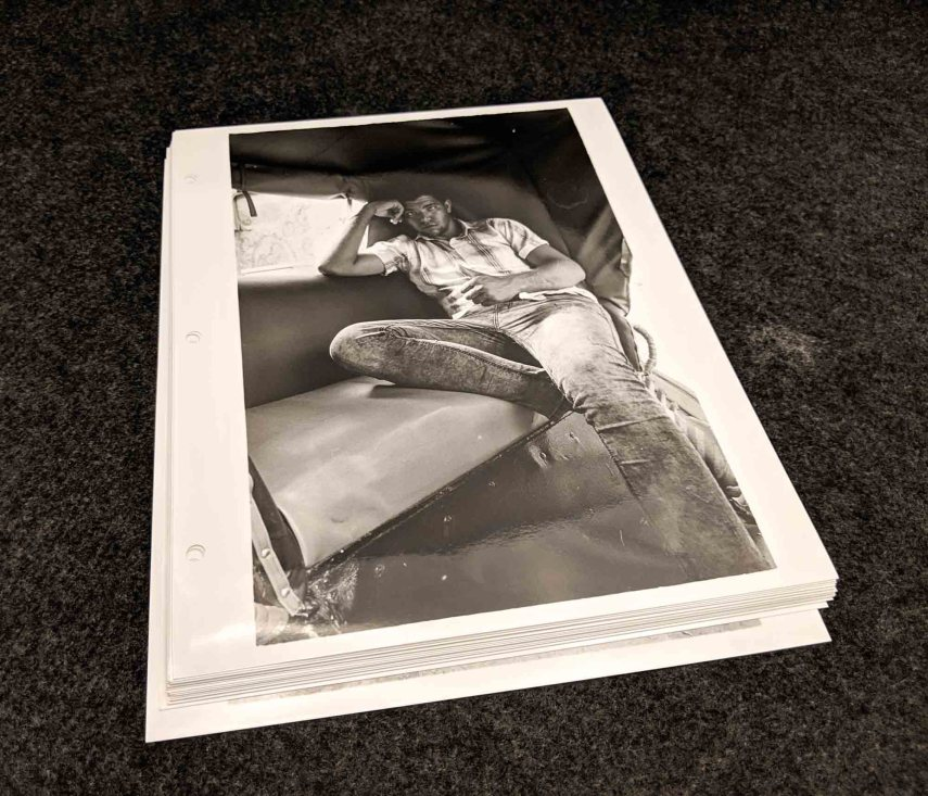 The Latent Image - Print 07