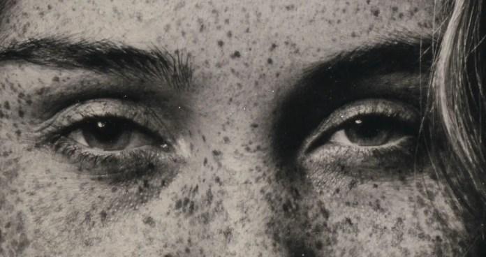 Clarissa Polaroid wetplate (close-up)