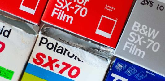 Cover: Impossible-Polaroid Originals SX70 film review and user guide
