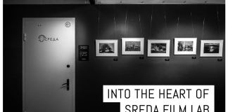 Cover - Into the heart of SREDA Film Lab