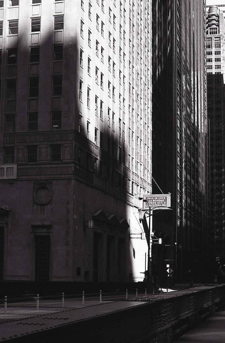 Following in Vivian Maier's footsteps - Lyric opera theatre