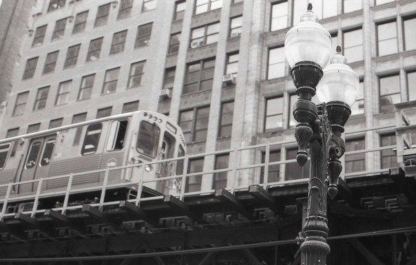 Following in Vivian Maier's footsteps - On the move