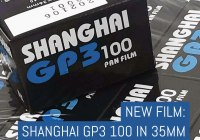 Cover: New film - Shanghai GP3 100 in 35mm format plus 120 film updates