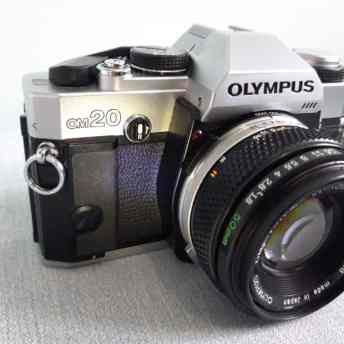Olympus OM20 (Source: Avon and Somerset Police)