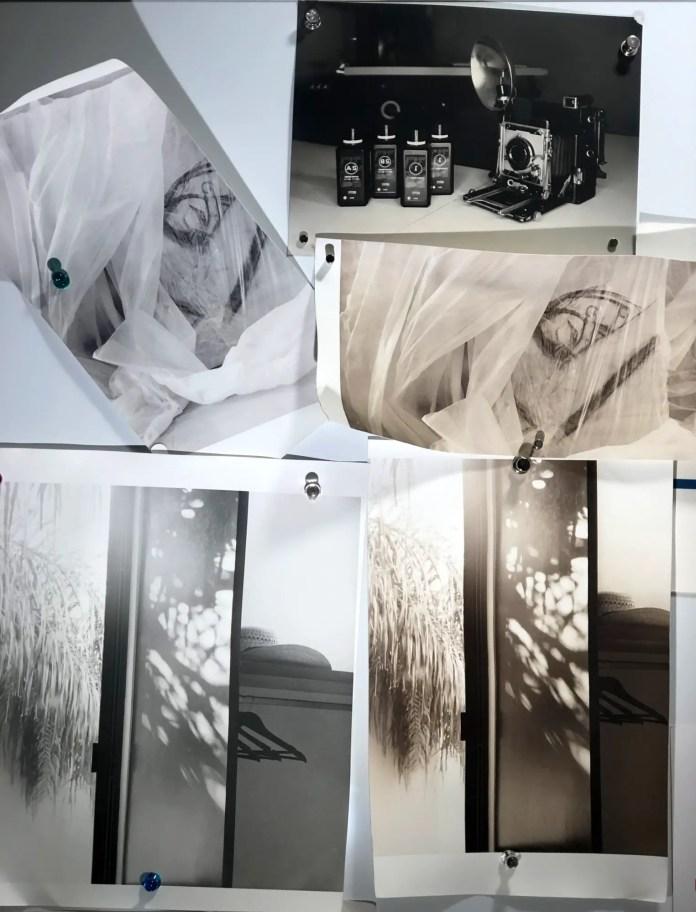 Toned prints