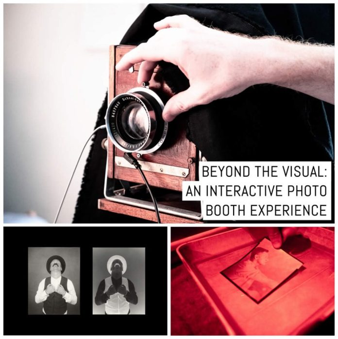 Beyond the Visual - an interactive photo booth experience