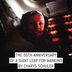 The 50th anniversary of a giant leap for mankind - Charys Schuler