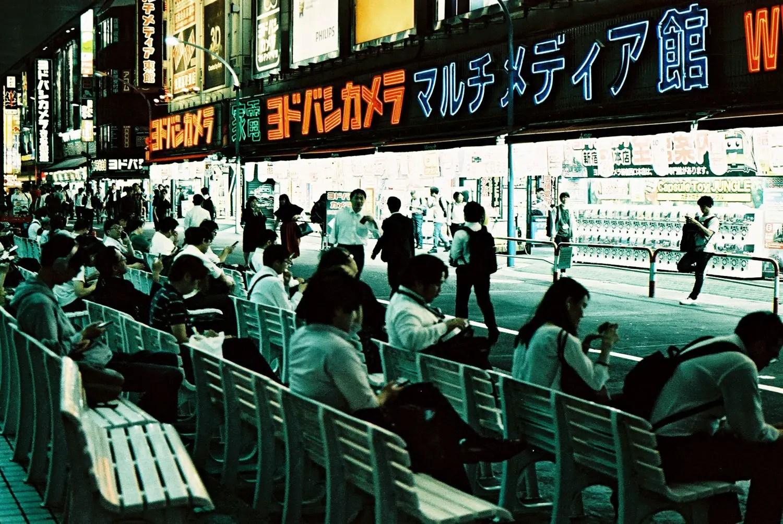 Daisuke Hashihara - LomoChrome Metropolis