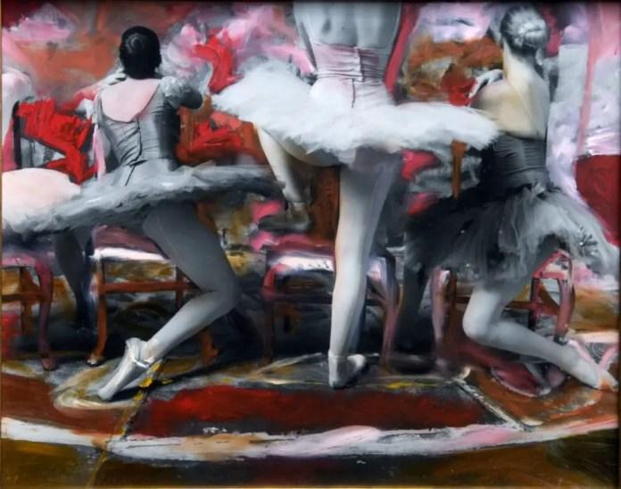Ballet after