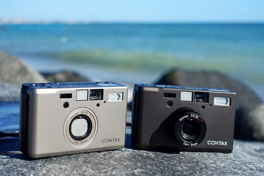 The Contax T3