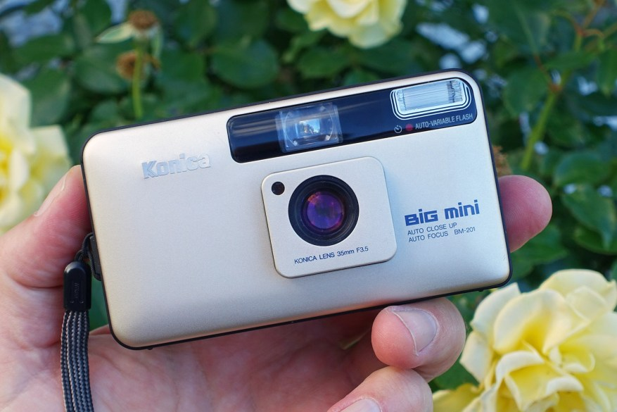 The Konica Big Mini