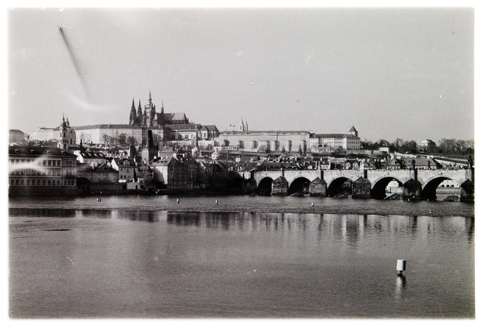 ILFORD HP5 PLUS, Prague