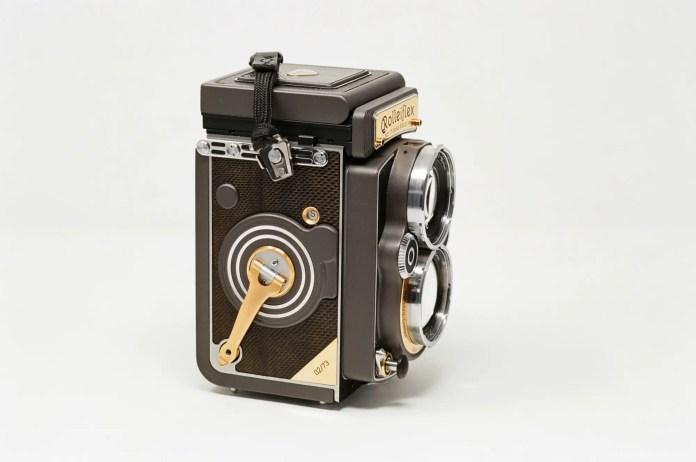 Rolleiflex 2.8GX Expression 75 Years Edition - Pentax MZ-S, Pentax SMC FA 77mm f/1.8 Limited, Kodak Ektar 100
