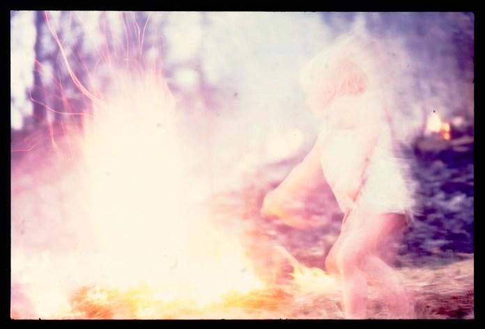 Fujifilm Provia 100F, Haymeadow burning: impression