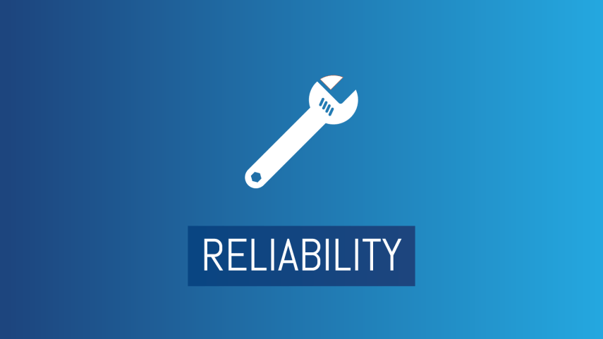 Mega test - Reliability