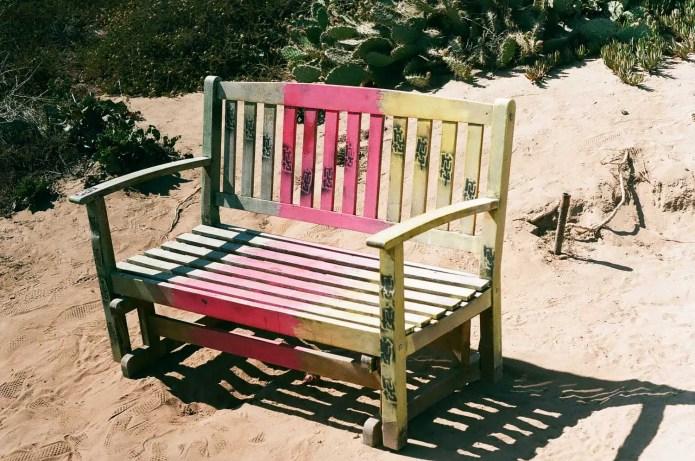 Fujicolor C200 - Bench