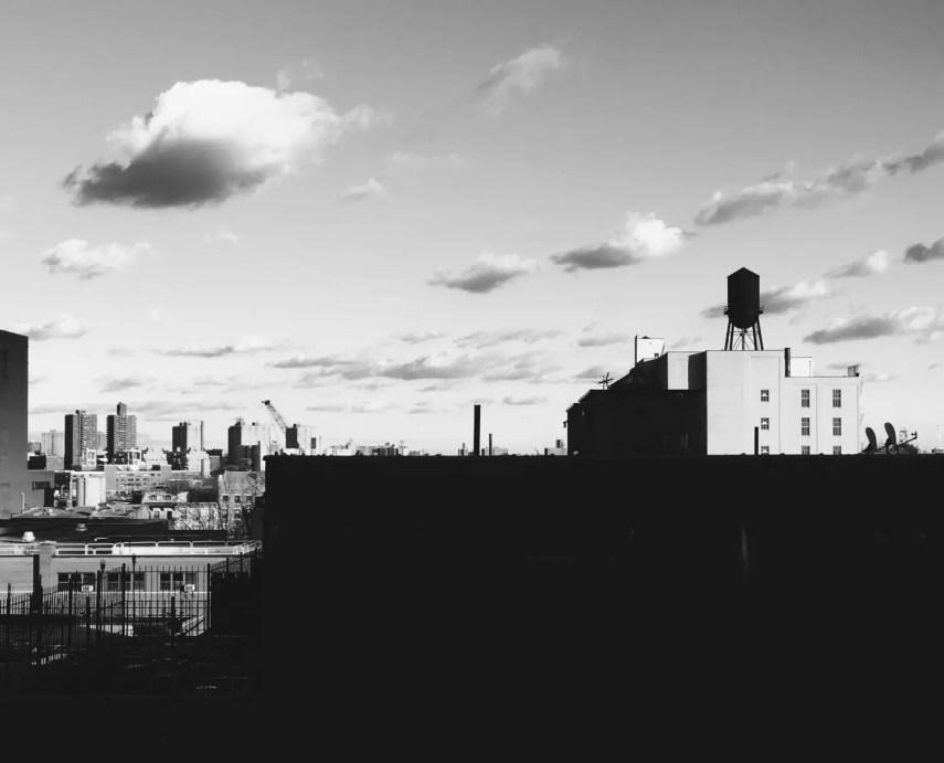 Water Tower. Brooklyn, New York