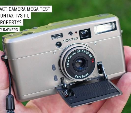 Compact camera mega test: The Contax Tvs III, hot property?