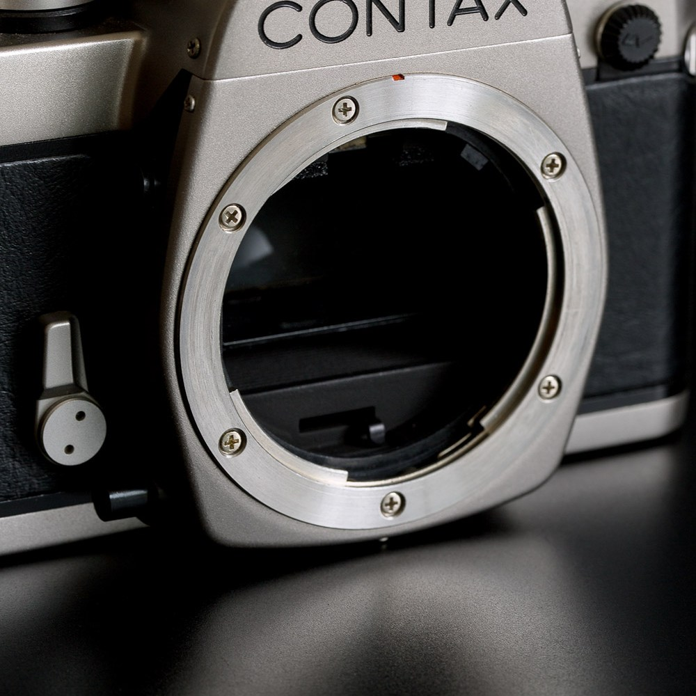Contax S2 lens mount