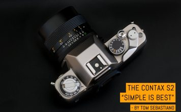 "Camera review- the Contax S2, ""Simple is Best"" - by Tom Sebastiano"