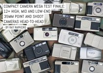 Compact camera mega test finale: 12+ high, mid and low-end 35mm point and shoot cameras head-to-head