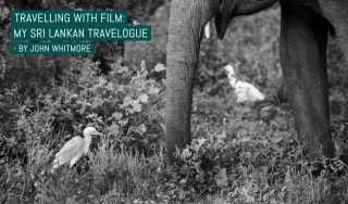 Travelling with film: my Sri Lankan travelogue