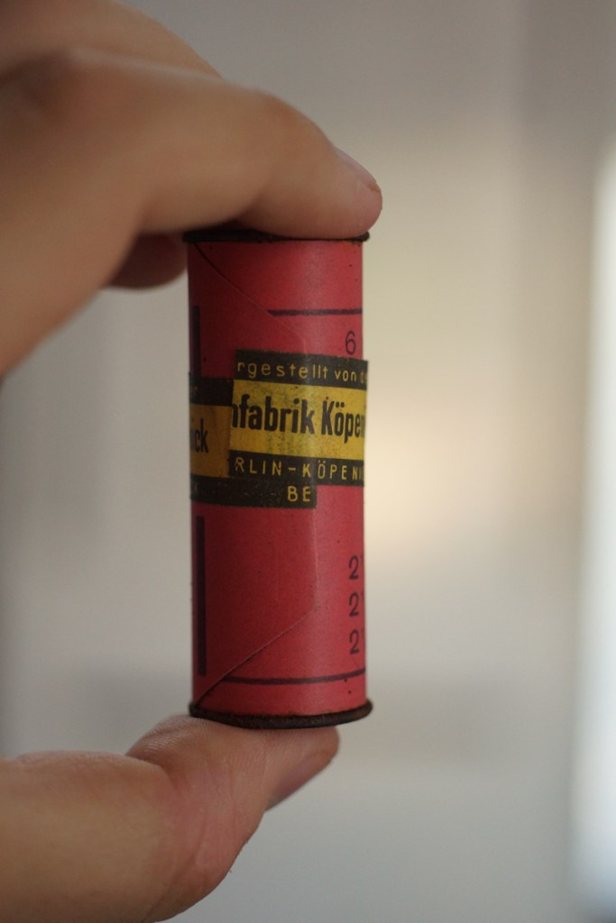 Markings on the Roll