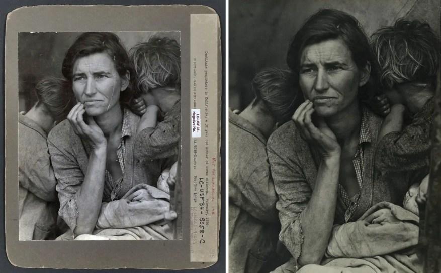 Migrant Mother, Dorothea Lange