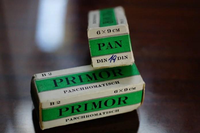PRIMOR B2 Panchromatisch