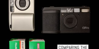 "Is ""premium"" really worth the money? Comparing the Ricoh GR1s and the Ricoh R1s"