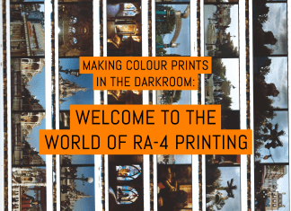 Making colour prints in the darkroom: welcome to RA-4 printing