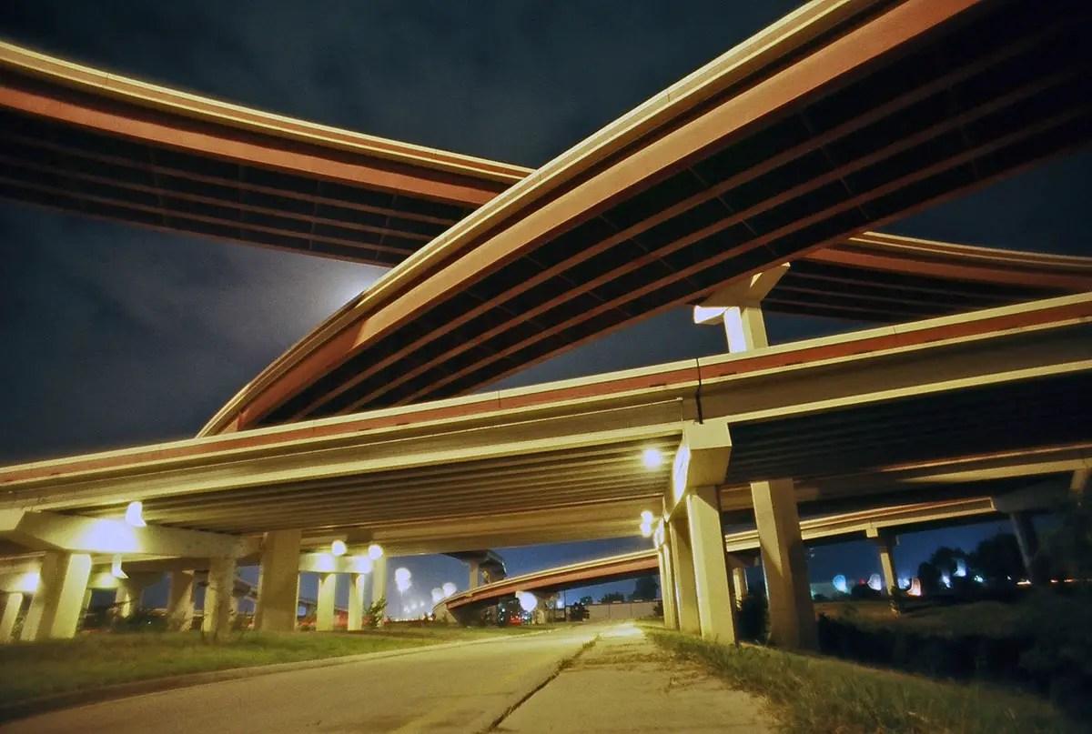 Texas 2009 - Nikon FM3a, Fujifilm Provia 400F, Arsat 20mm f/2.8
