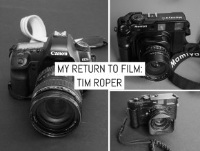 My return to film: Tim Roper