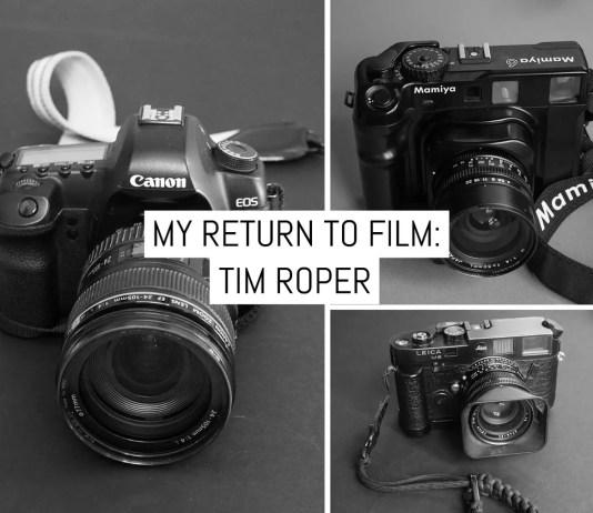My return to film: Tim Roper